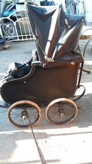 Vintage stroller 100% Vintage 1950's retro for Sale in Santa Ana, CA
