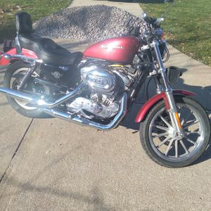 2004 Harley Davidson Sportster 883 for Sale in Cleveland, OH