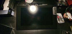 """WACOM CINTIQ PRO 24"""" OPEN BOX CONDITION for Sale in Pico Rivera, CA"""