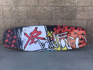 Young & Reckless x Liquid Force Wakeboard never used for Sale in Arroyo Grande, CA