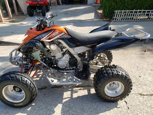2007 YAMAHA RAPTOR 700R SPECIAL EDITION for Sale in Whittier, CA