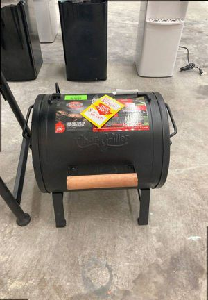 Char-Griller CharCoal Grill 🔥 2242 2-in-1 25 4 for Sale in Ontario, CA