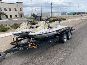 Awesome pair of Jetski's. for Sale in Littleton, CO