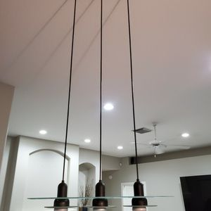 Matching Ceiling Pendants and Lamp for Sale in Riverview, FL