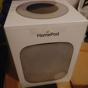 New In Unopened Box Apple 🍎 Home Pod for Sale in Richardson, TX