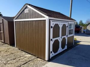 10x12 utility storage shed for Sale in Greenville, SC