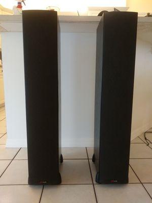 Polk Audio T90e EURO. Floor speakers. for Sale in Vero Beach, FL