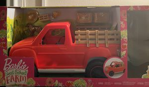 Barbie Red farm truck and Barbie bundle for Sale in Owings Mills, MD