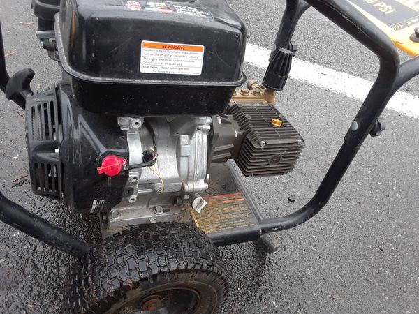 Dewalt 4200 Psi Pressure Washer Almost New For Sale In