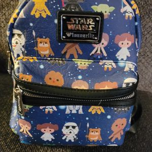 Star wars backpack by loungefly for Sale in Compton, CA