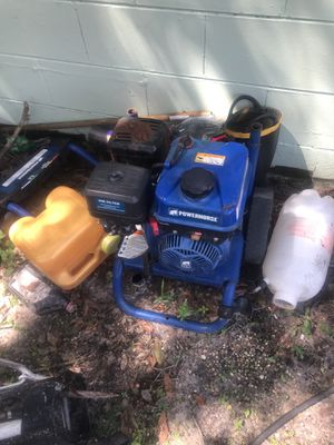 Powerhouse pressure washer for Sale in Tampa, FL