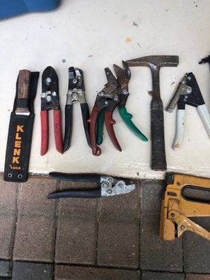 HVAC Duckwork tools for Sale in Bradenton, FL