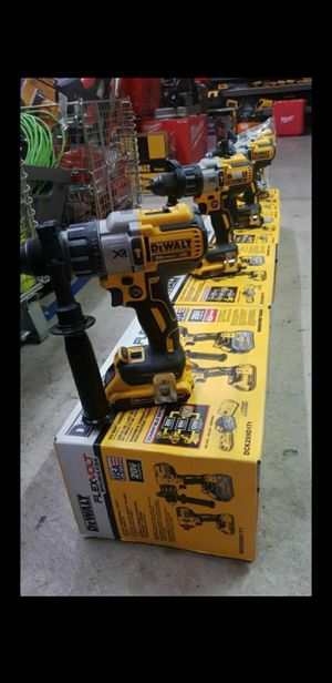Dewalt XR brushless motor 3 speed hammer drill brand new tool only for Sale in San Diego, CA