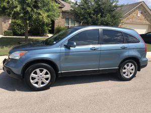 2008 Honda CRV EXL, 121K miles, super clean for Sale in San Antonio, TX