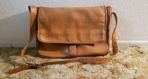 Genuine Leather Messenger Bag for Sale in Gardena, CA