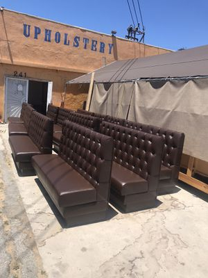 Restauran booth for Sale in Los Angeles, CA