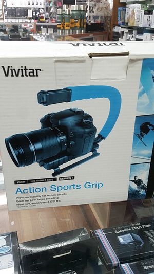 VIVITAR ACTION SPORTS GRIP FOR CAMERAS DSLR FOR SALE!!! for Sale in Miami Beach, FL