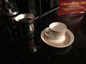 Turkish coffee set (6 pcs) for Sale in Fairfax, VA