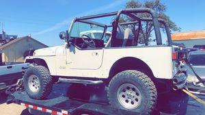 87 Jeep yj for Sale in Kerman, CA