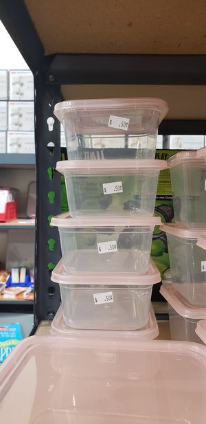 Room Essentials Storage Containers Microwave Safe for Sale in Torrance, CA