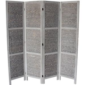 Brand New arrow Woven Room Divider 4-panel for Sale in Ontario, CA