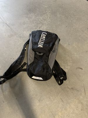 Camelback water bladder hiking backpack for Sale in East Providence, RI