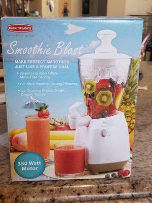 New smoothies blast blender for Sale in Riverside, CA