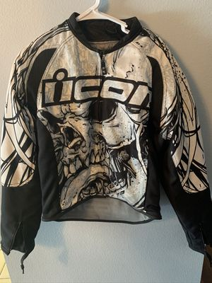 ICON Hooligan 2 Etched Motorcycle Jacket for Sale in Palm Harbor, FL
