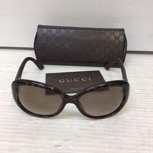 Gucci Women's Sunglasses Havana And Matt Brown Gg-3787S LWFCC 56 17 135 for Sale in Fort Lauderdale, FL