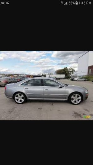 Parts parts Audi A8 for Sale in Philadelphia, PA