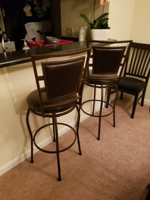 Bar stools for Sale in Carrboro, NC