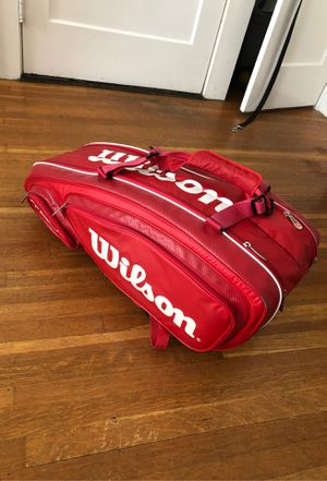 Tennis Racket Bag for Sale in Indianapolis, IN