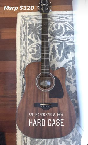 Ibanez electric acoustic guitar for Sale in New York, NY