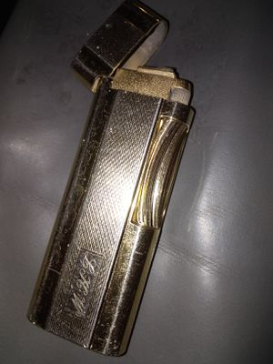 24k Davidoff edition gold Zippo cigar lighter for Sale in Summerfield, FL