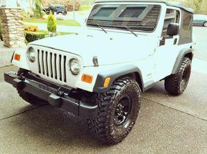 Central Locking Jeep Wrangler 2005 low PRICE for Sale in Grand Rapids, MI