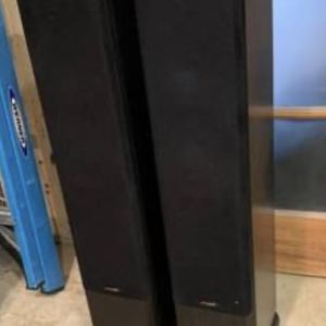 Polk Audio Tower Speakers for Sale in Germantown, MD