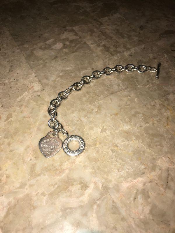 Tiffany and Co. Heart Bracelet