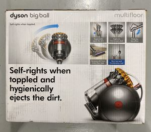 Dyson Big Ball Canister Vacuum for Sale in Kenmore, WA
