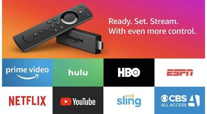 Fire TV Stick with Alexa Voice Remote, streaming media player for Sale in Miramar, FL