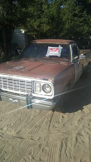 1978 dodge 440 engine title in hand for Sale in Haines City, FL