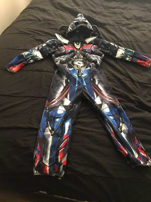 Transformer costume 3T-4T for Sale in Simsbury, CT