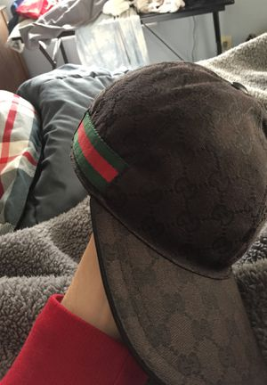 Gucci men's gg canvas baseball hat, Hat size L59 for Sale in Hilliard, OH