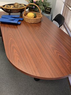 Large Office Desk/Table (2 Available) for Sale in Orlando,  FL