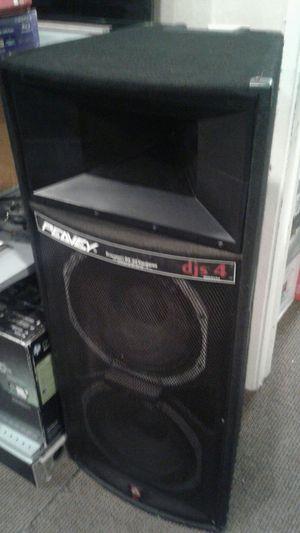 Big dj speaker set for Sale in Modesto, CA