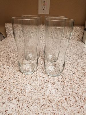 Glasses (set of 4) for Sale in McKinney, TX