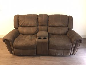 Rocking Reclining Loveseat for Sale in Dallas, TX