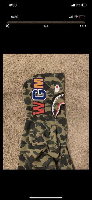 Bape hoodie sz L for Sale in Santa Ana, CA