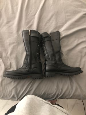 Women Harley riding boots for Sale in Austin, TX