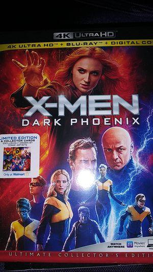 Xmen dark pheonix dvd for Sale in Buffalo, NY