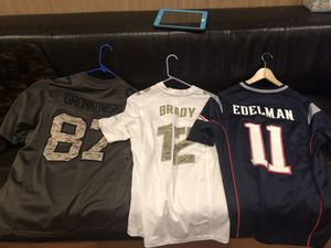 Authentic NFL Patriots Jerseys for Sale in Seal Beach, CA